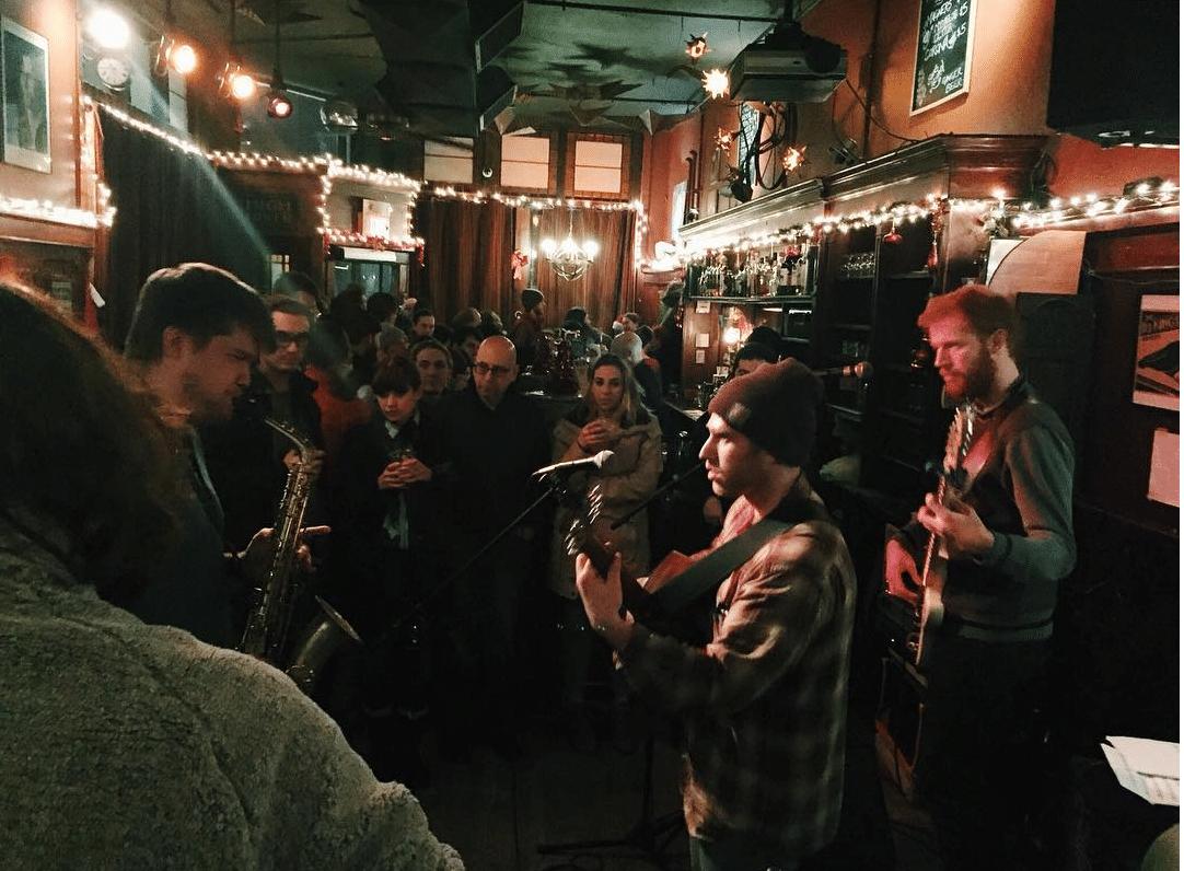 The Plough and Stars Irish Bar in America