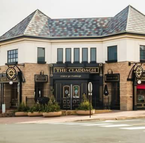 Claddagh Irish Pub in America