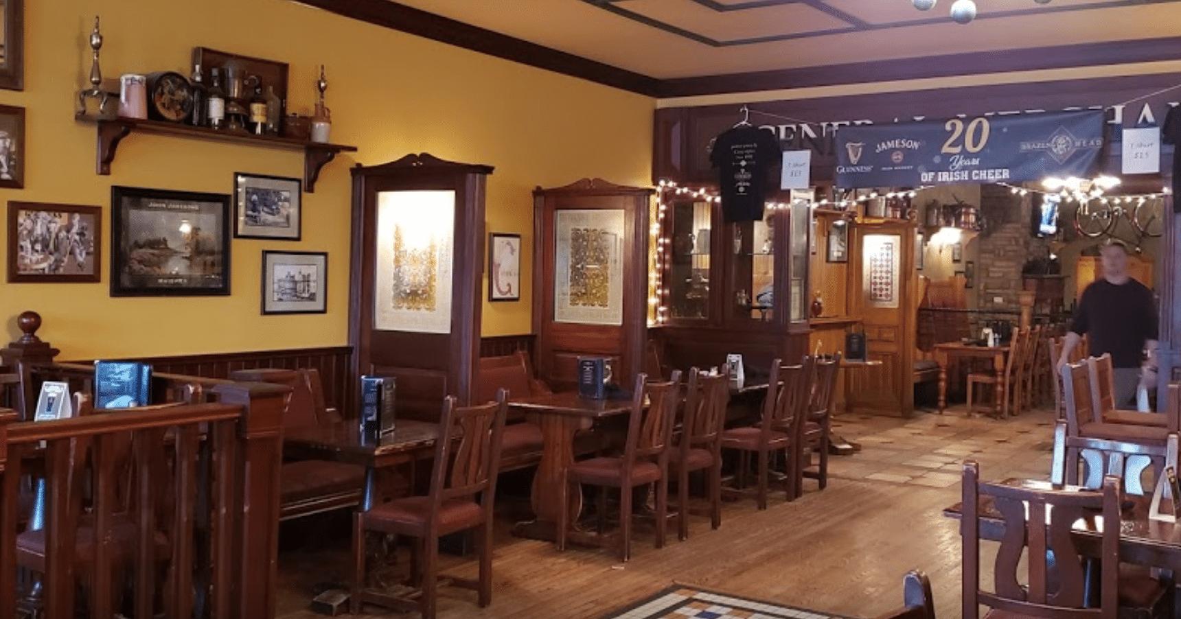 The 50 Best Irish Bars In America – Big 7 Travel Guide