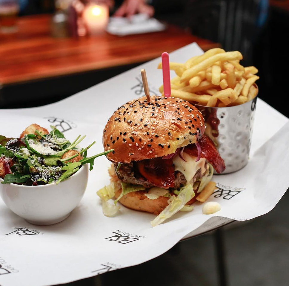 Burger And Lobster in Cape Town