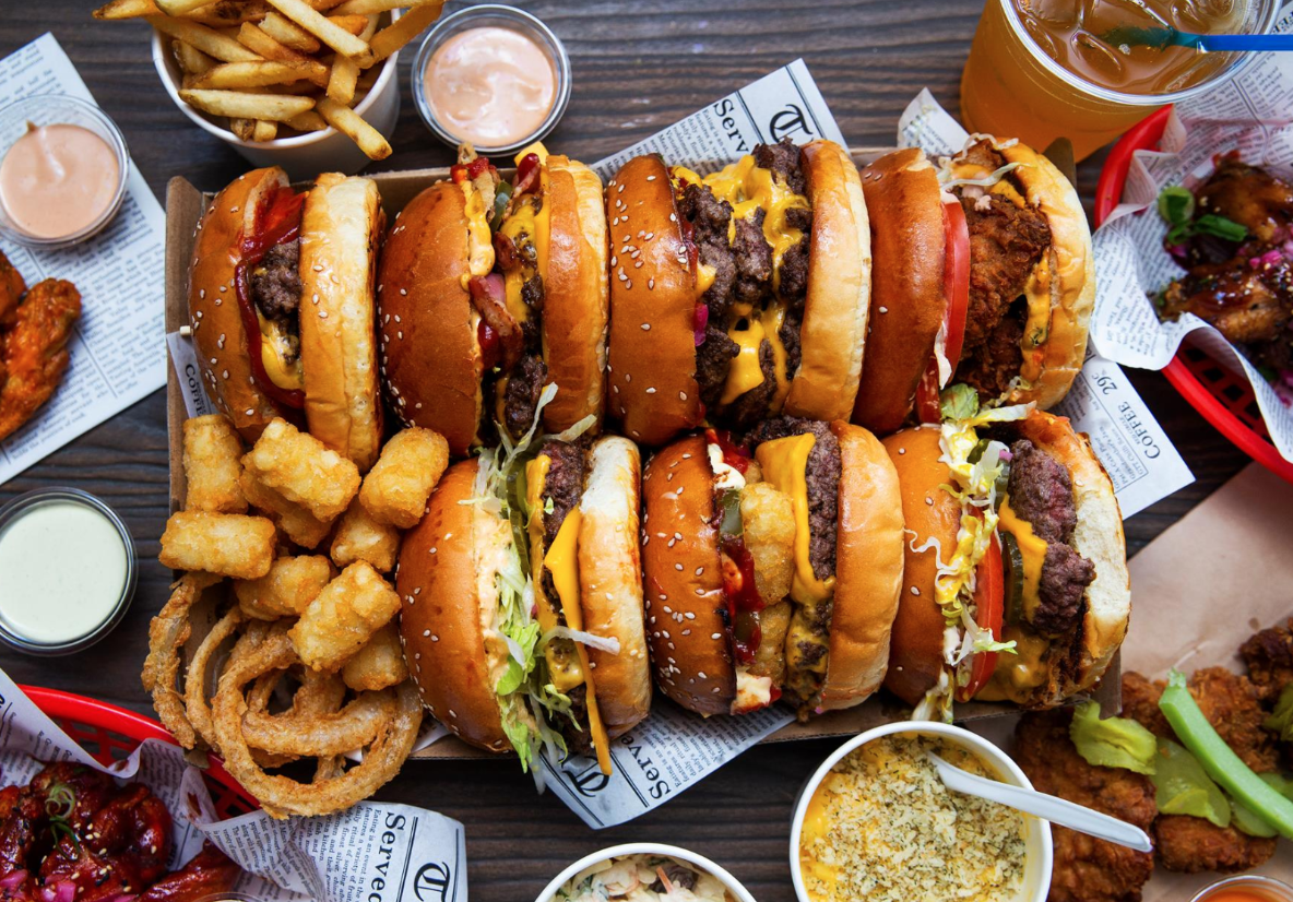The 50 Best Australia Burgers