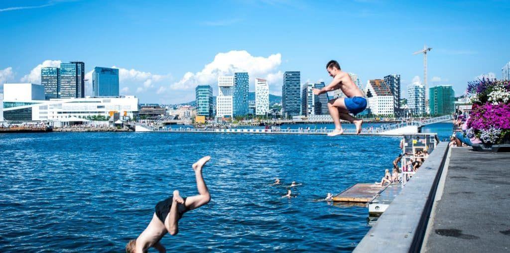 Oslo Large Fjord Pool