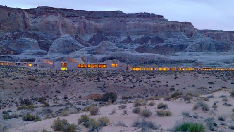 The Amangiri Hotel Resort