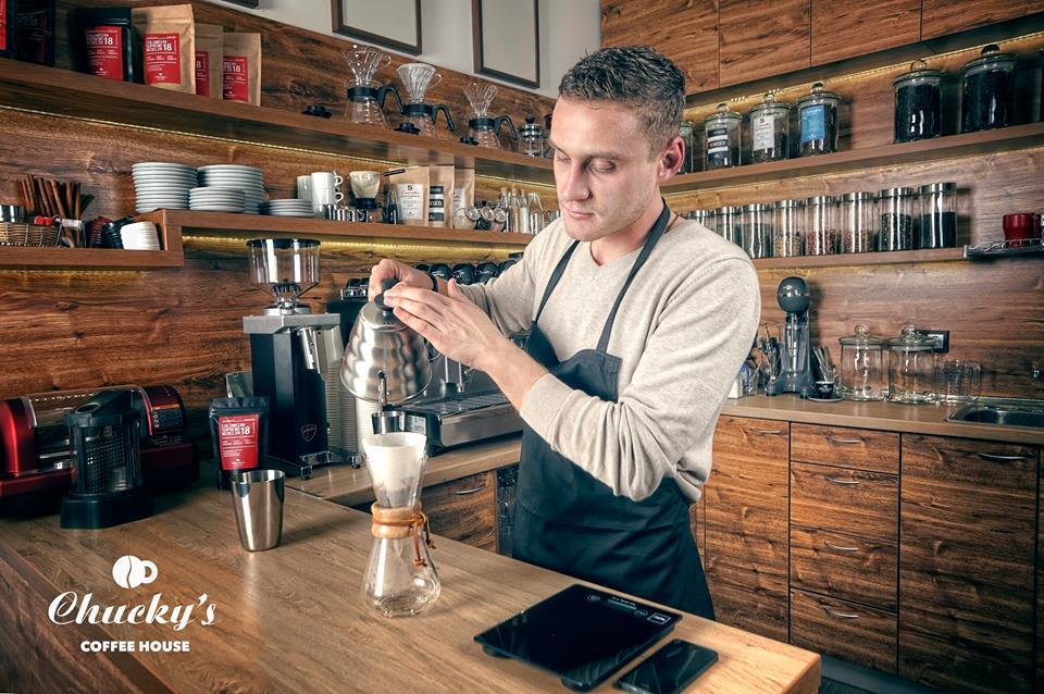 Chucky's Coffee House