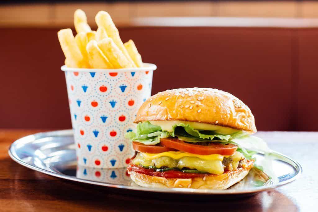 Huxtaburger in Australia