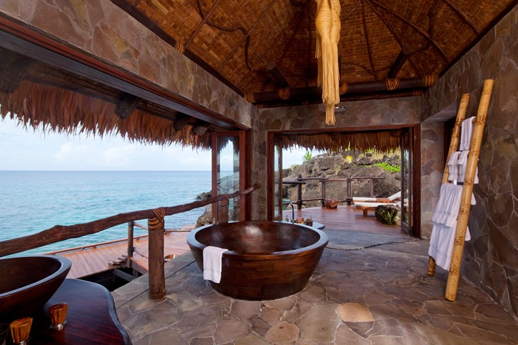 Spa in Laucala Island Resort