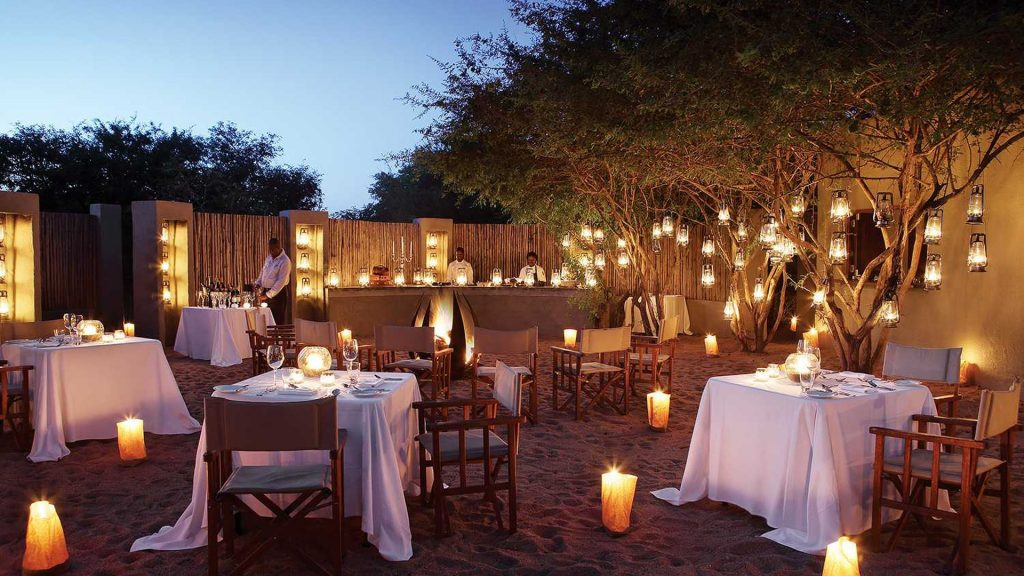 Londolozi Lantern-Lit Walkways