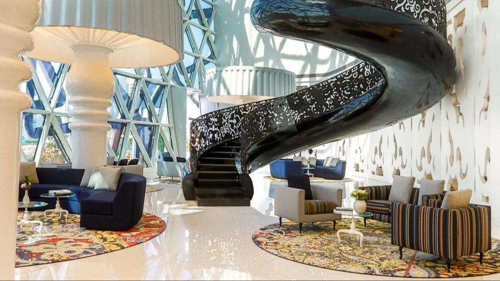 Mondrian Doha Hotel in Qatar