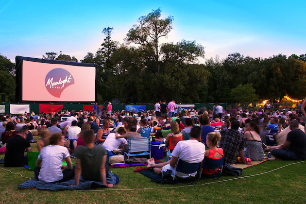 Moonlight Cinema things to do