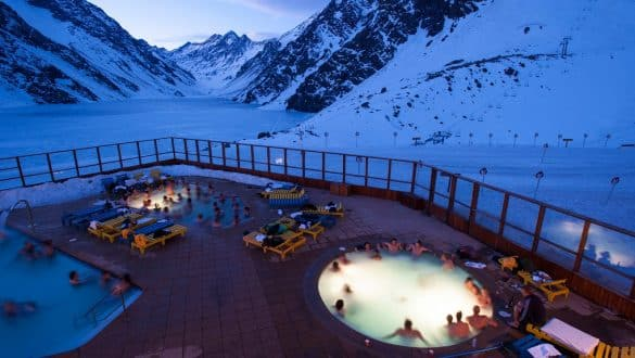 The Hotel Portillo, Chile