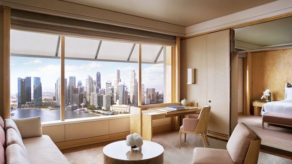 Ritz-Carlton Singapore Room