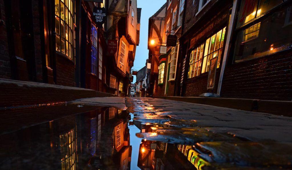 York City Shambles Street