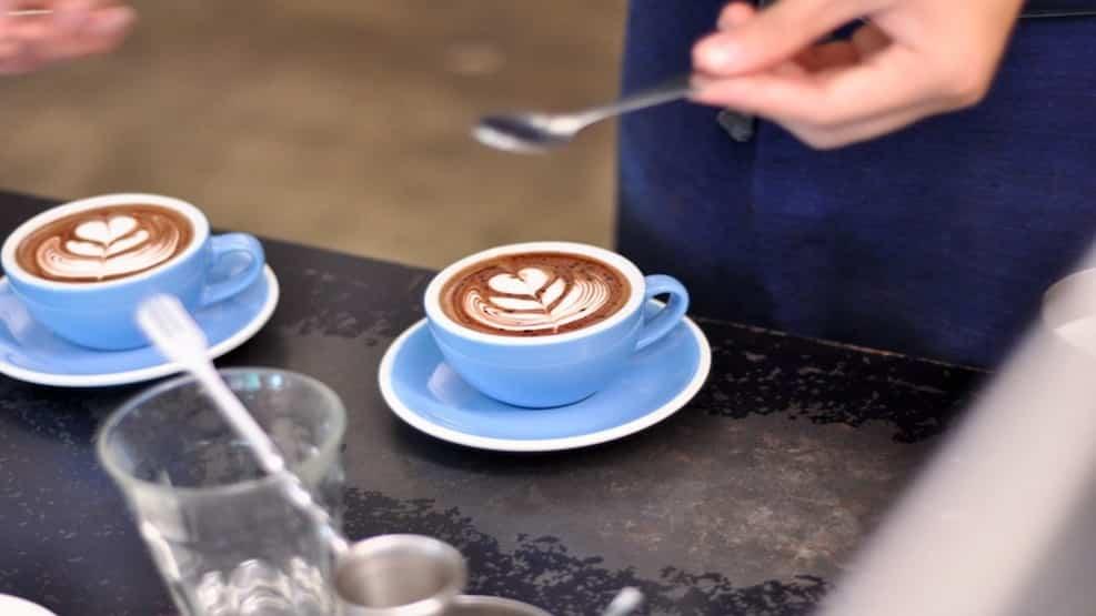 Yardstick Coffee in Manila