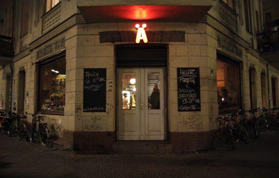 Dive bars Europe