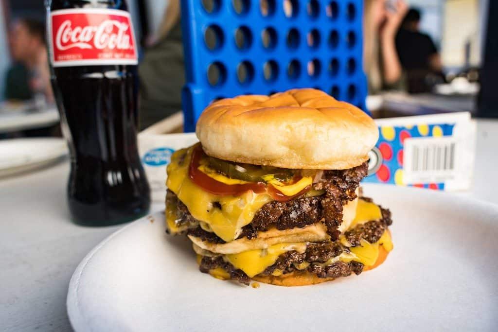 Burgers California