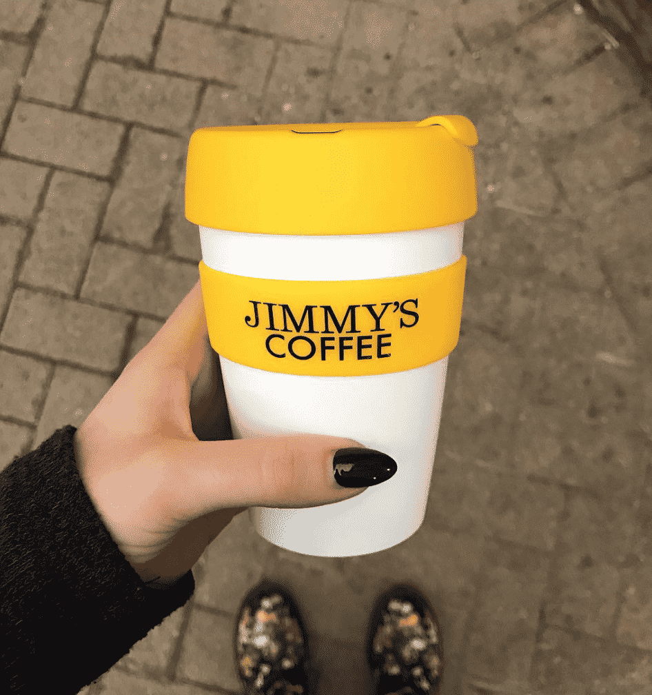 Jimmy's Coffee in Toronto