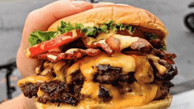 Rudy burger