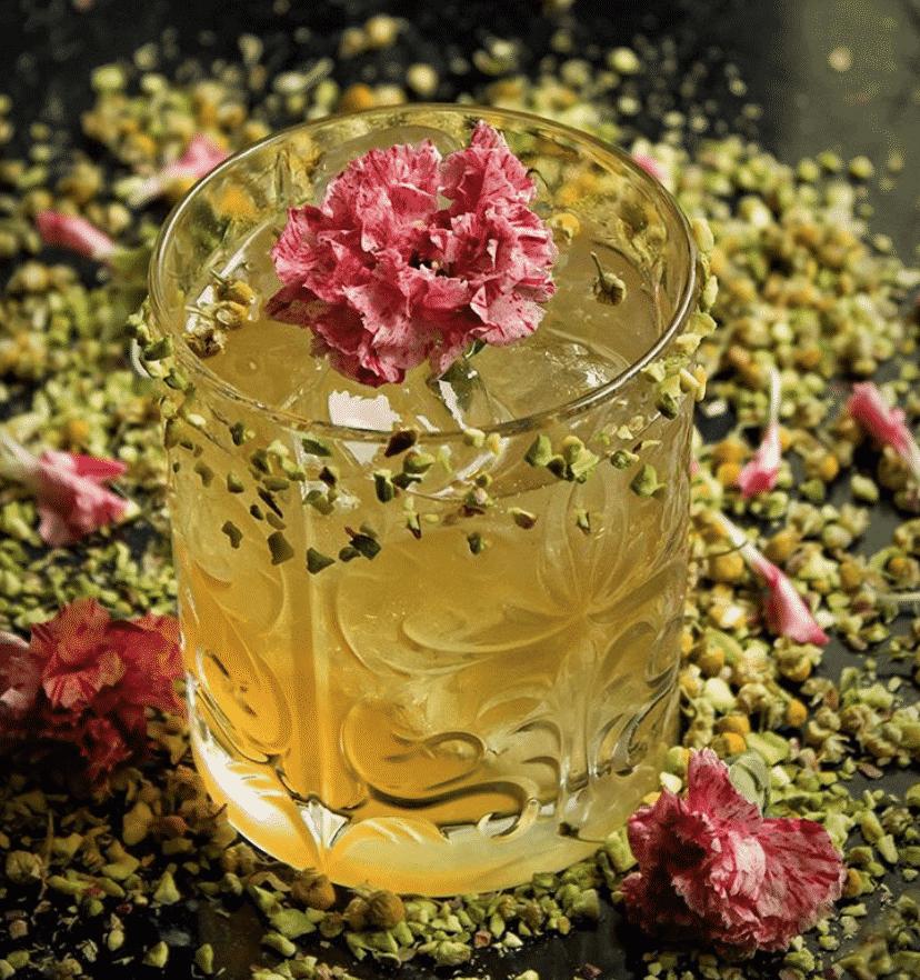 Milan cocktail