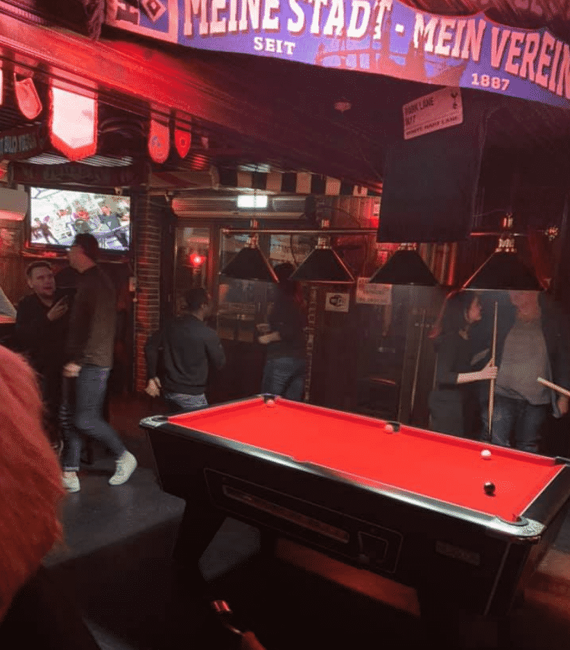 Hot Shots Dive Bars In Europe