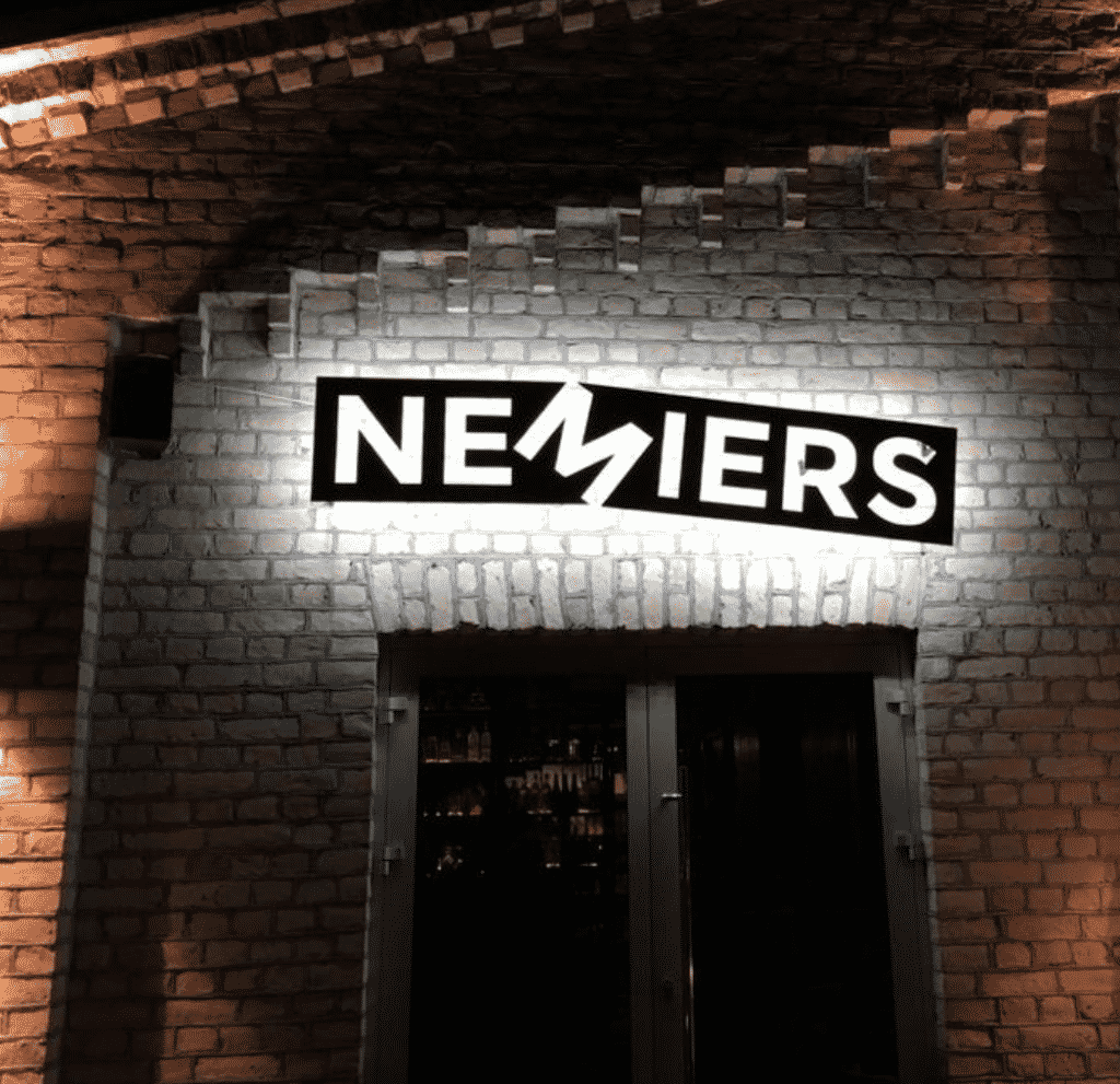 Nemiers Dive Bars In Europe