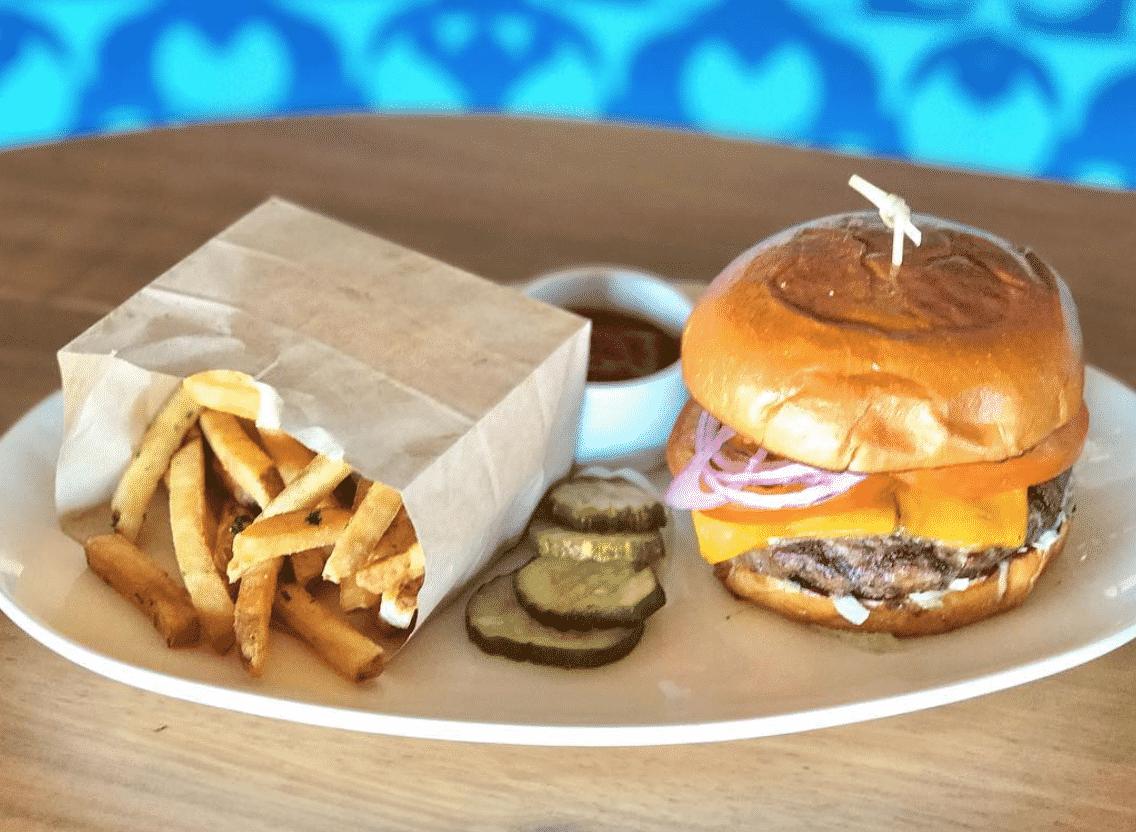 Duke's Burger