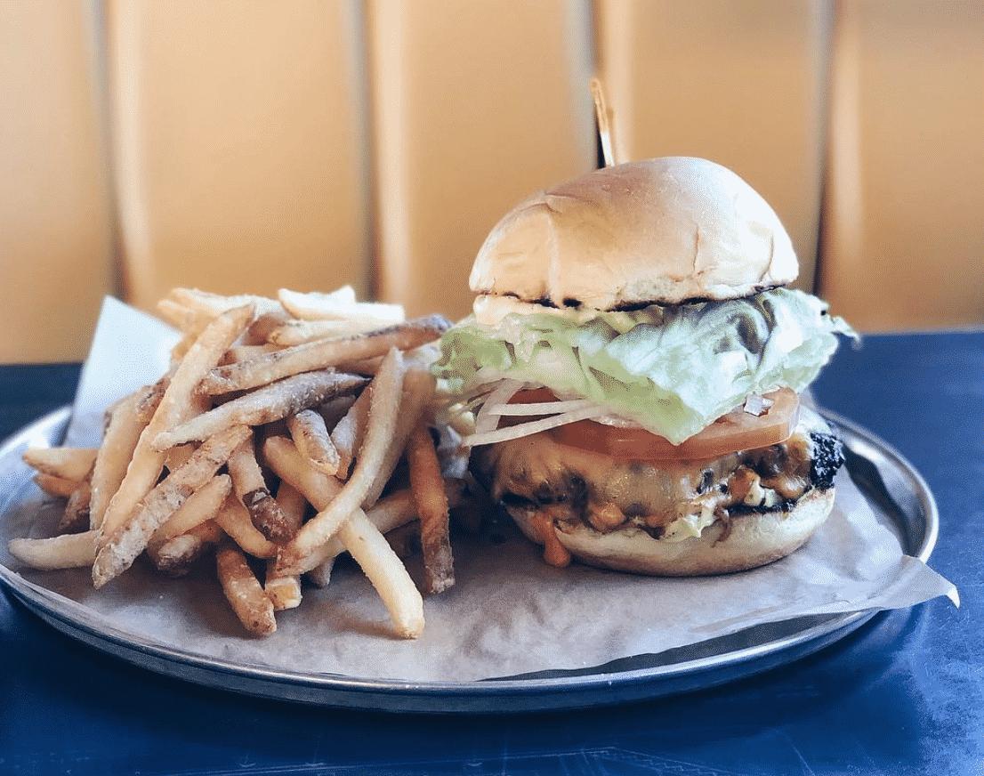 Draughtsman Burger