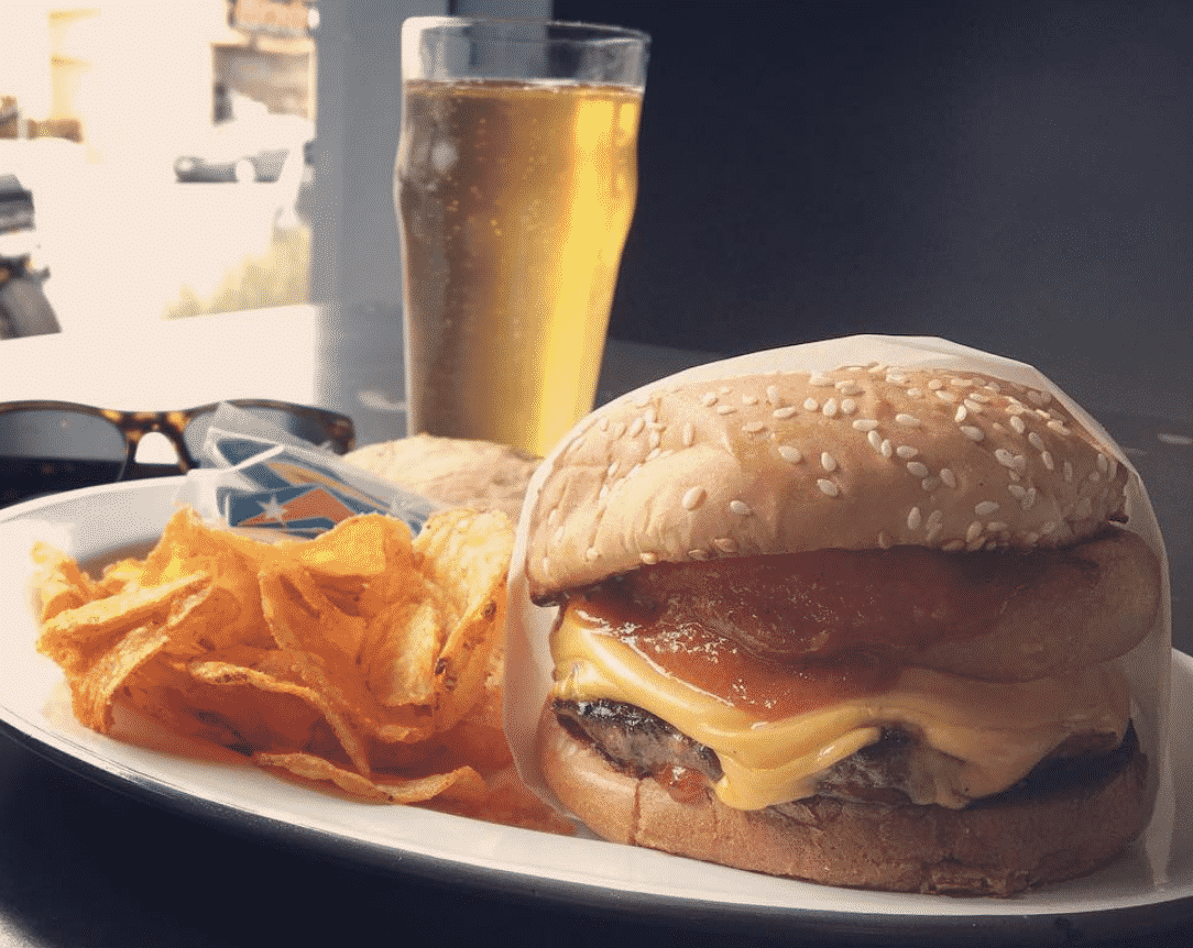 The Tripel Burger