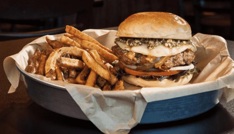 Border Burger Bar in Texas