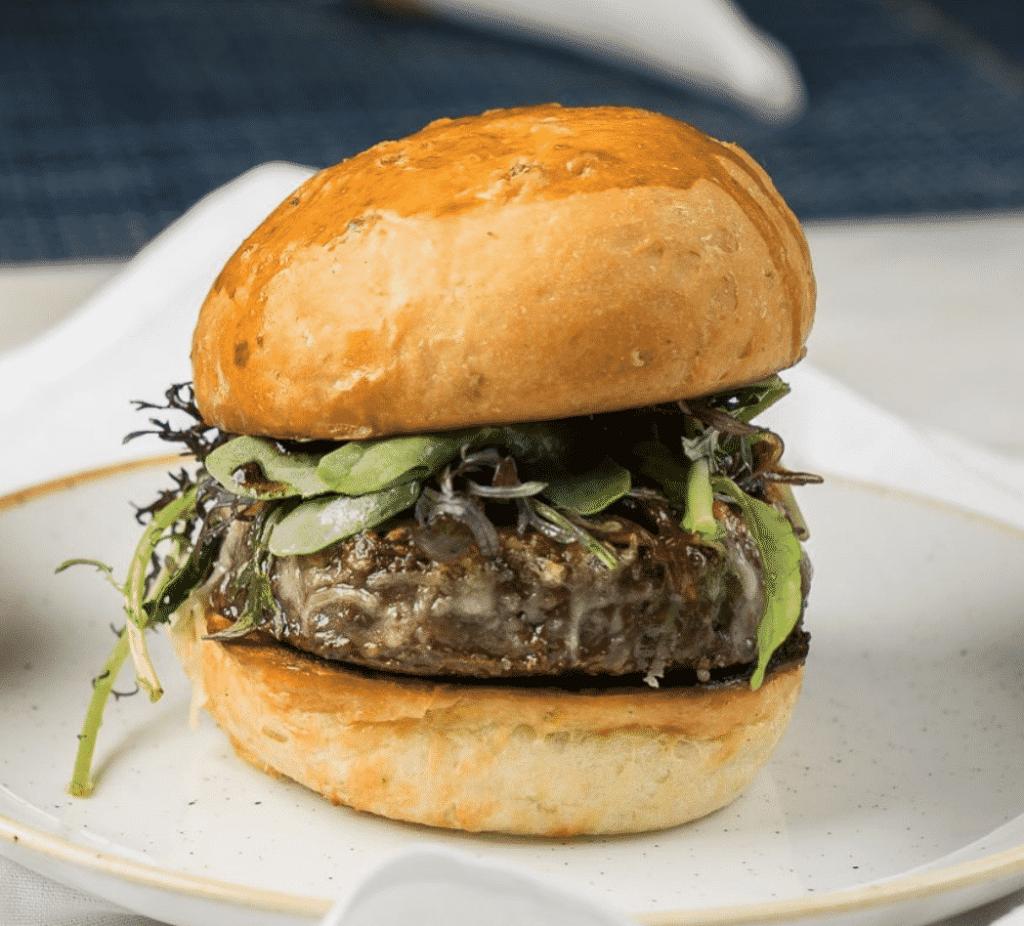 Kali Restaurant Burgers