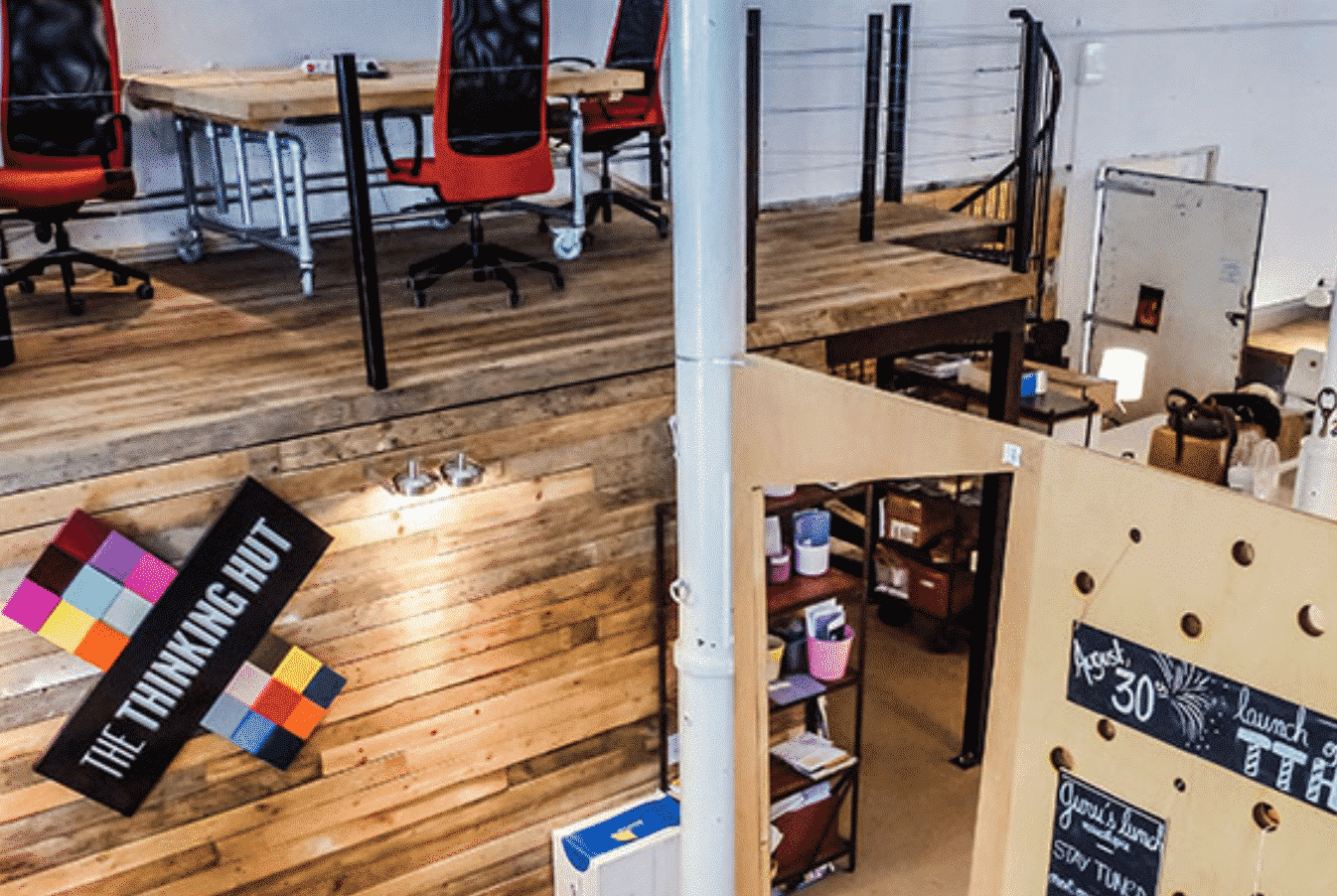 The Thinking Hut Co-Working In Europe