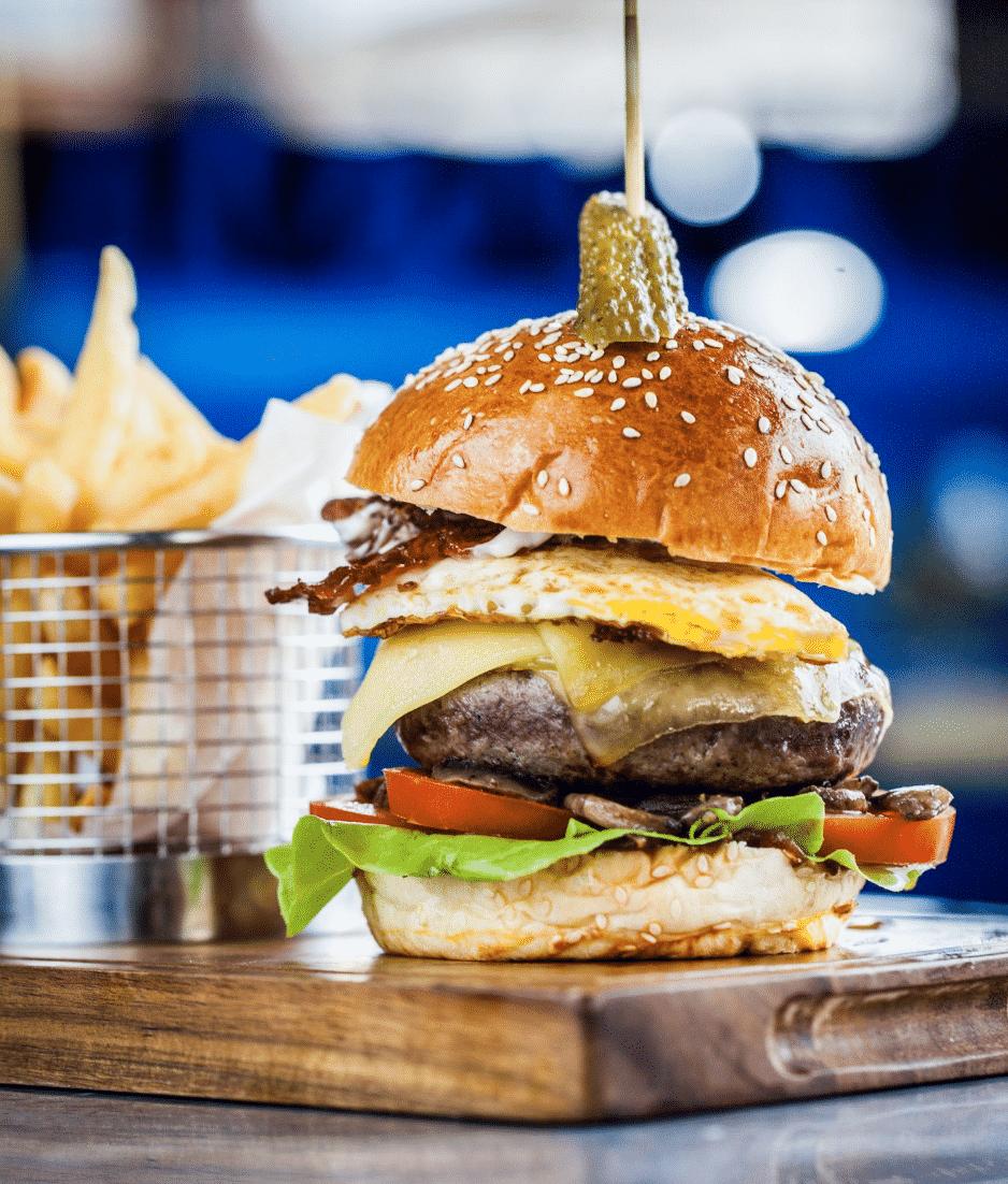 Colombo Burgers