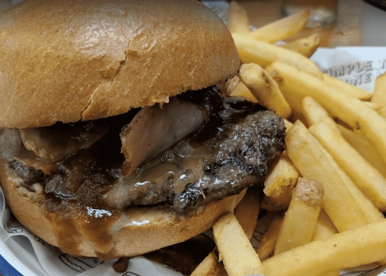 New Zealand Burgers
