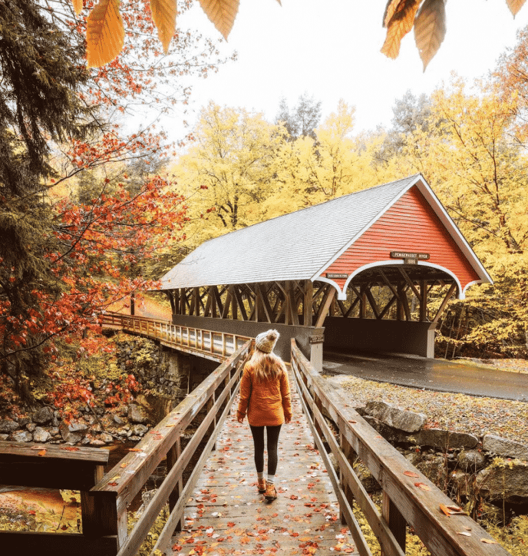 The Most Instagrammable Spots In New Hampshire