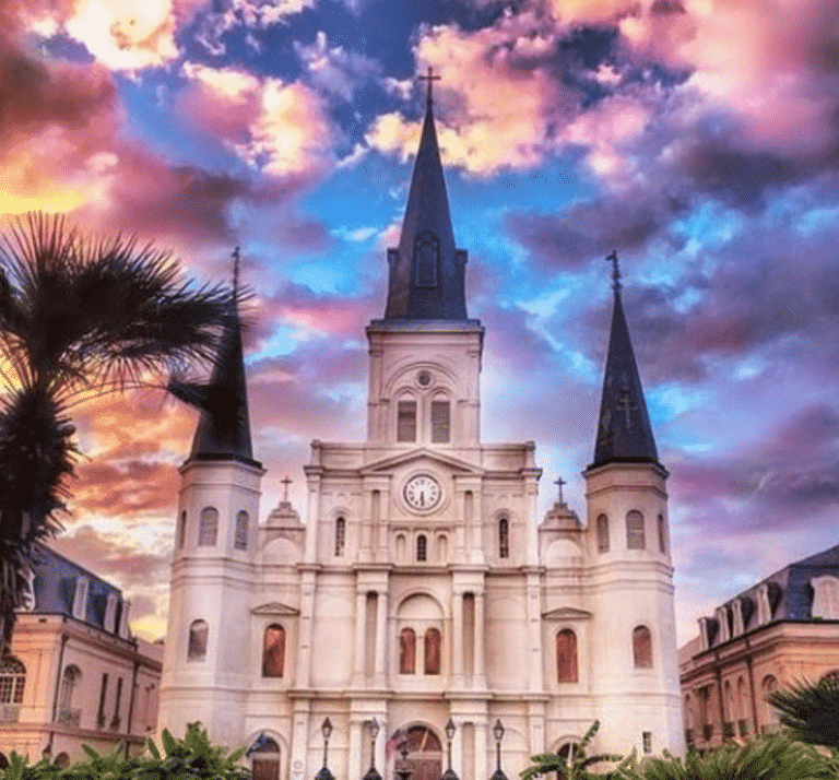 The Most Instagrammable Spots In Louisiana