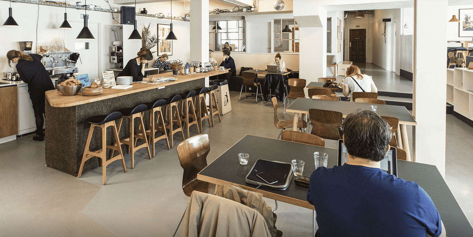 Republikken Co-Working In Europe