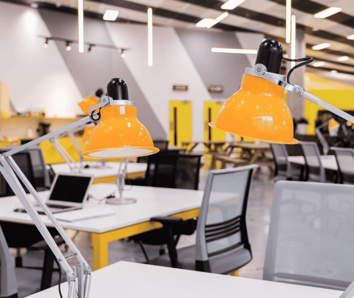Huckletree Co-Working Place