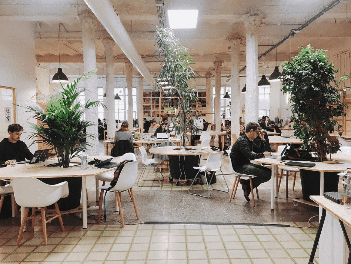 MOB Co-Working Spots