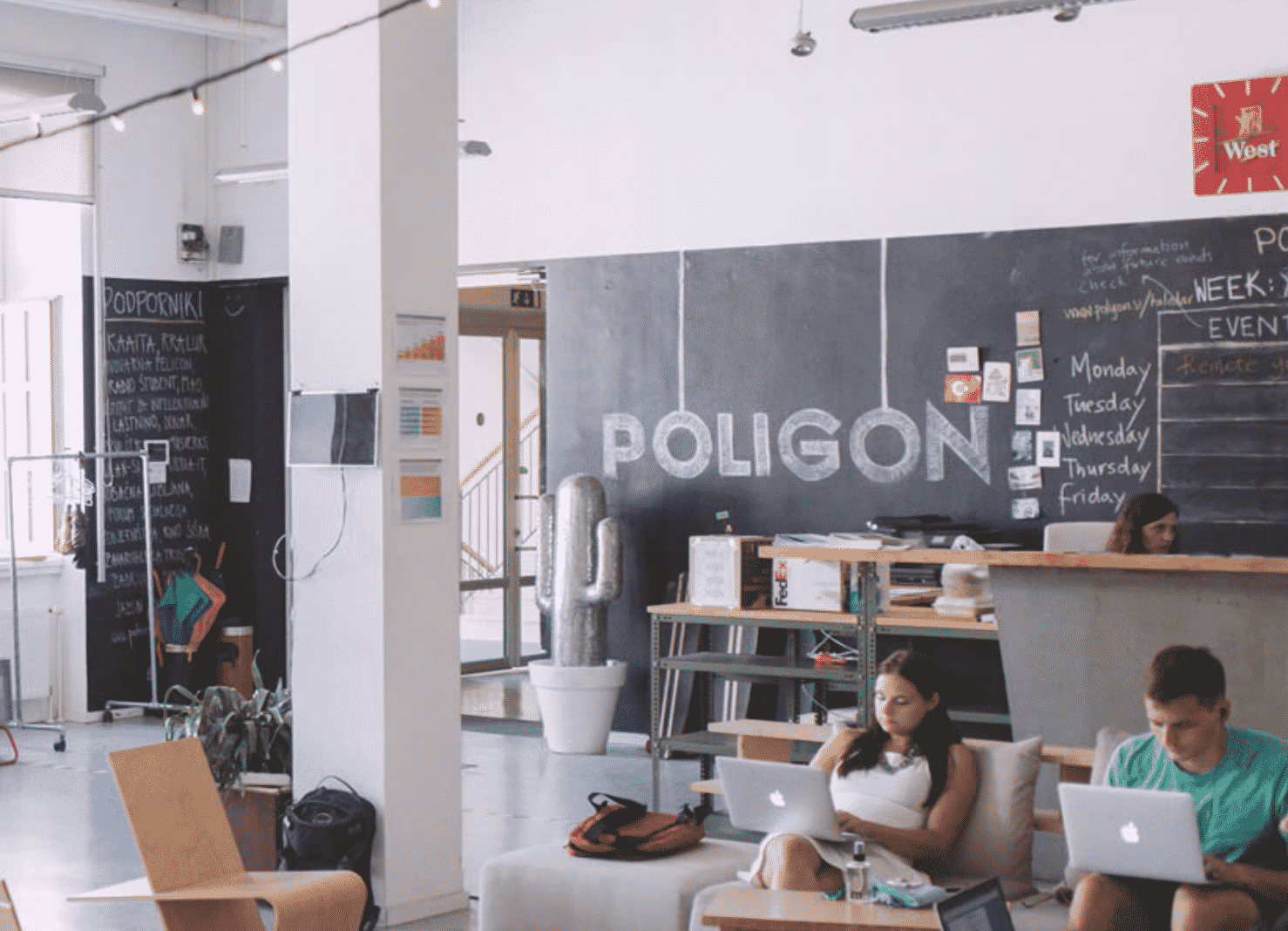 Poligon Co-Working Spots