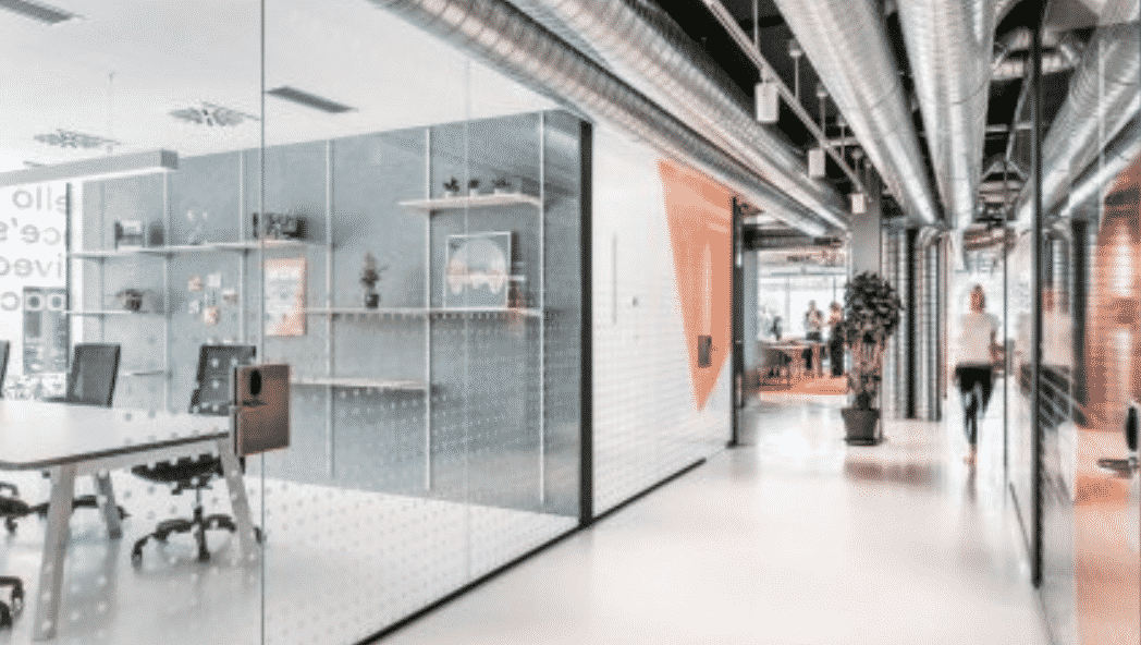 TSH Collab Co-Working Spots In Europe