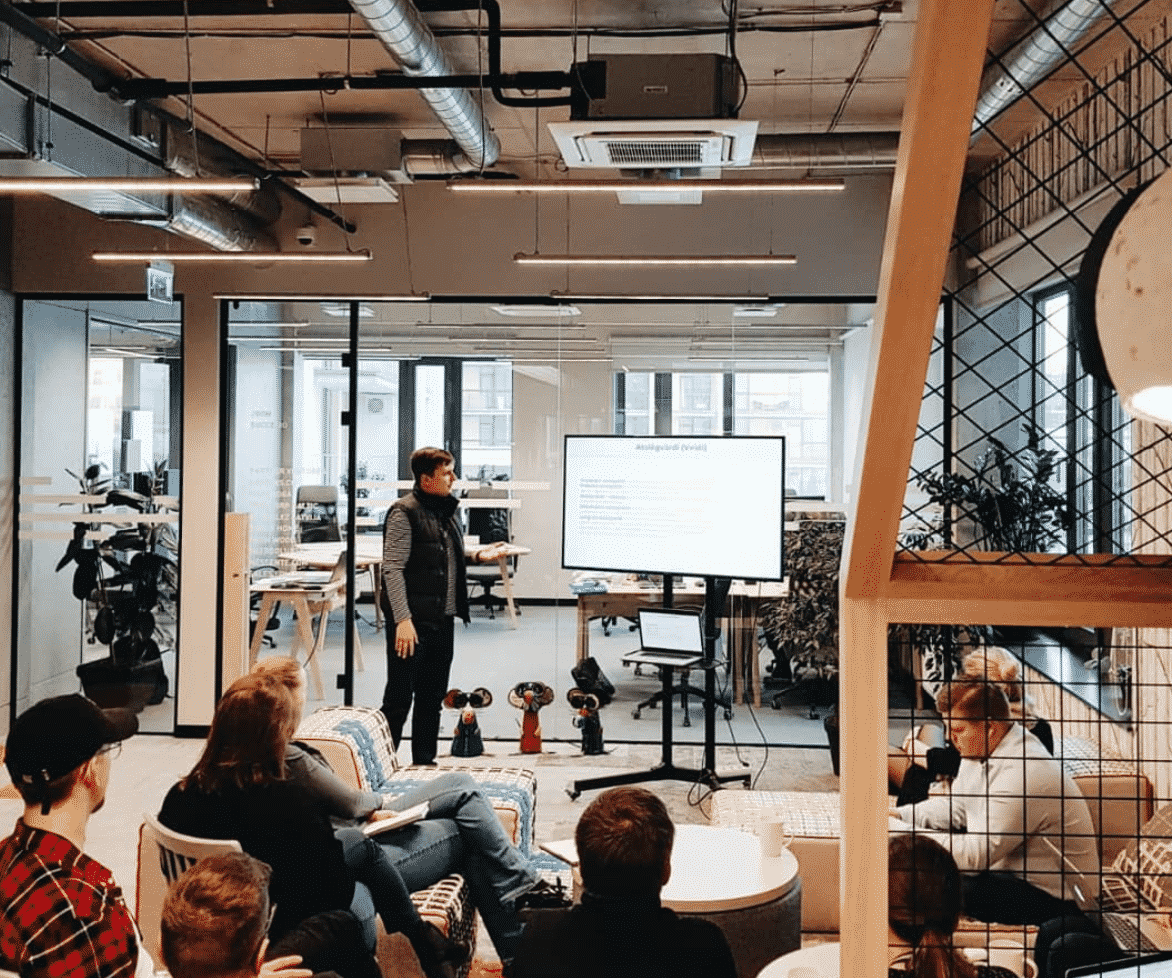 Teikums Co-Working In Europe