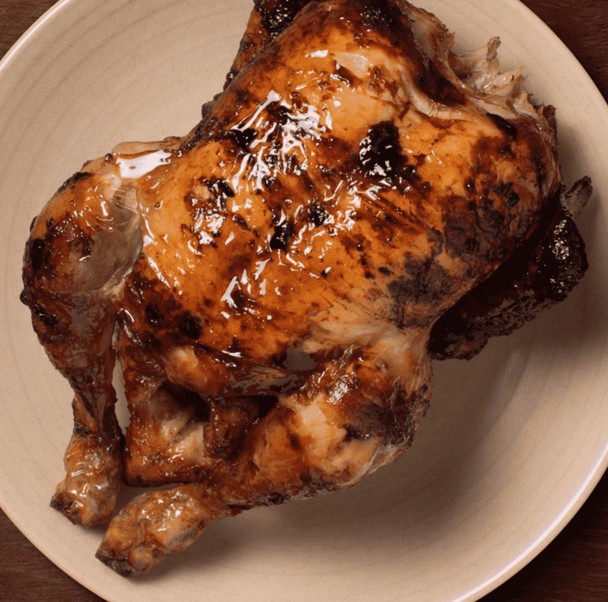 Roasted chicken in New Zealand