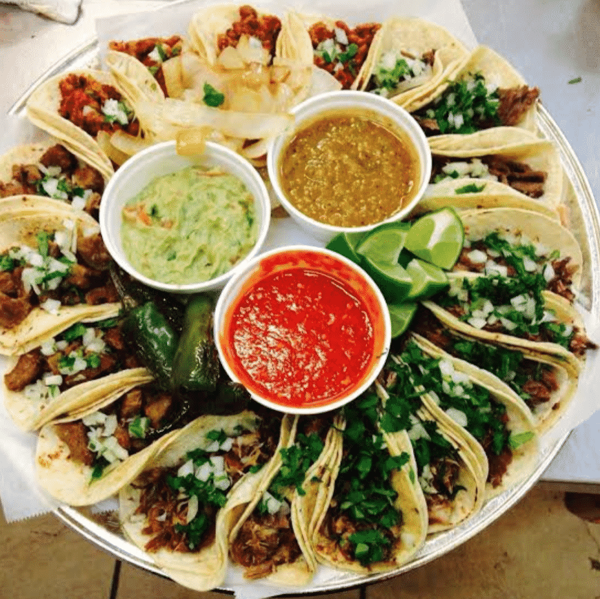 The Tacos in NZ