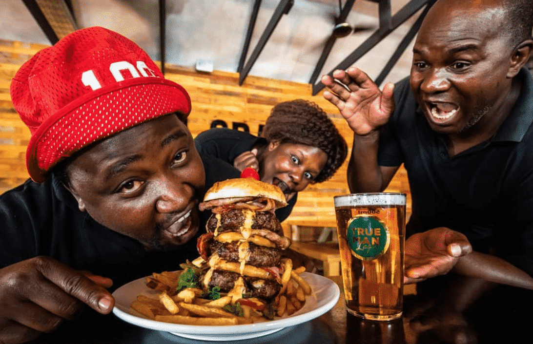 Great African Burgers