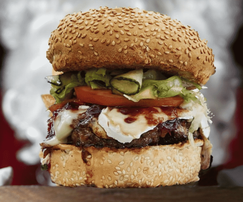 Gibsons Burger