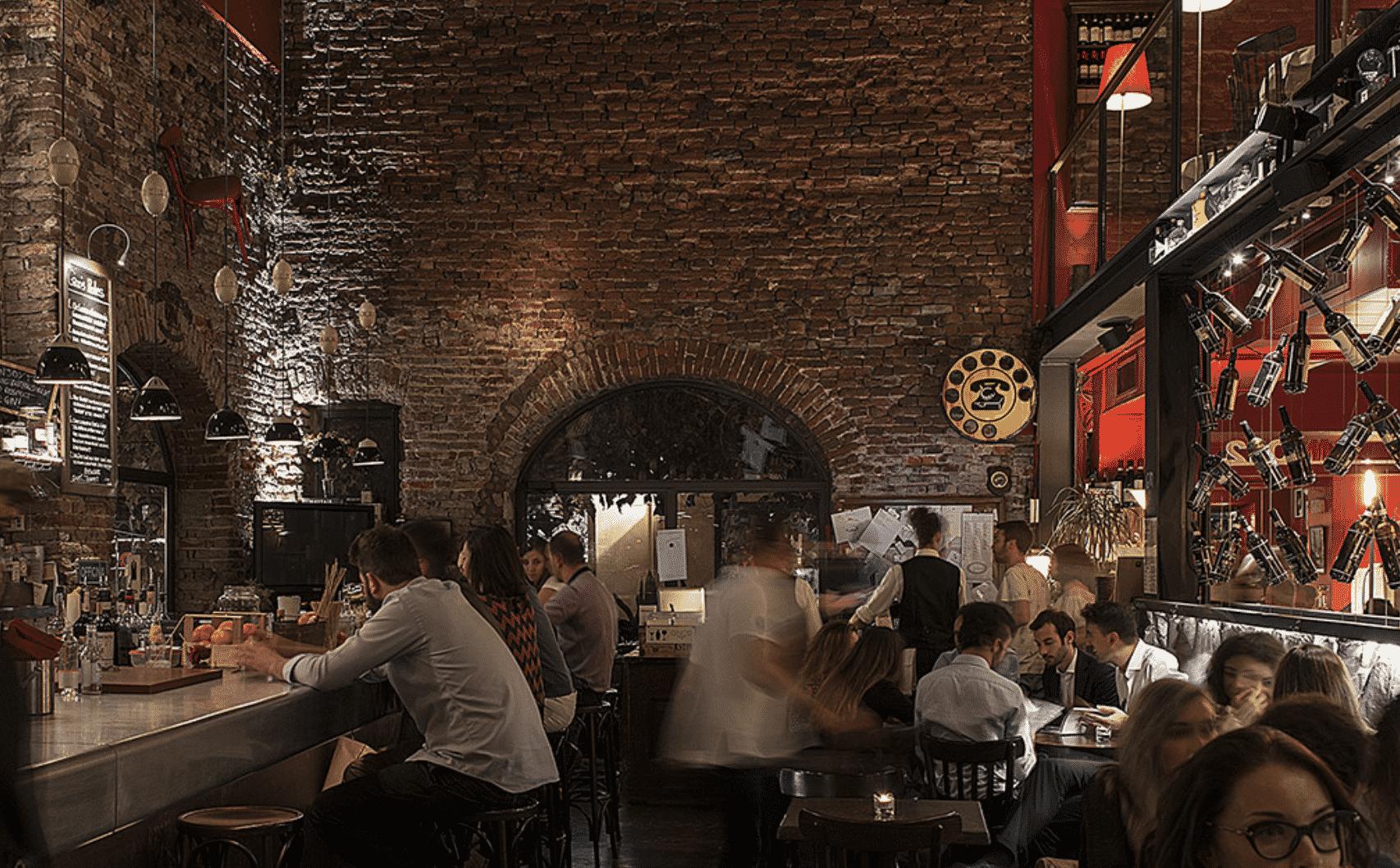Milan Bars