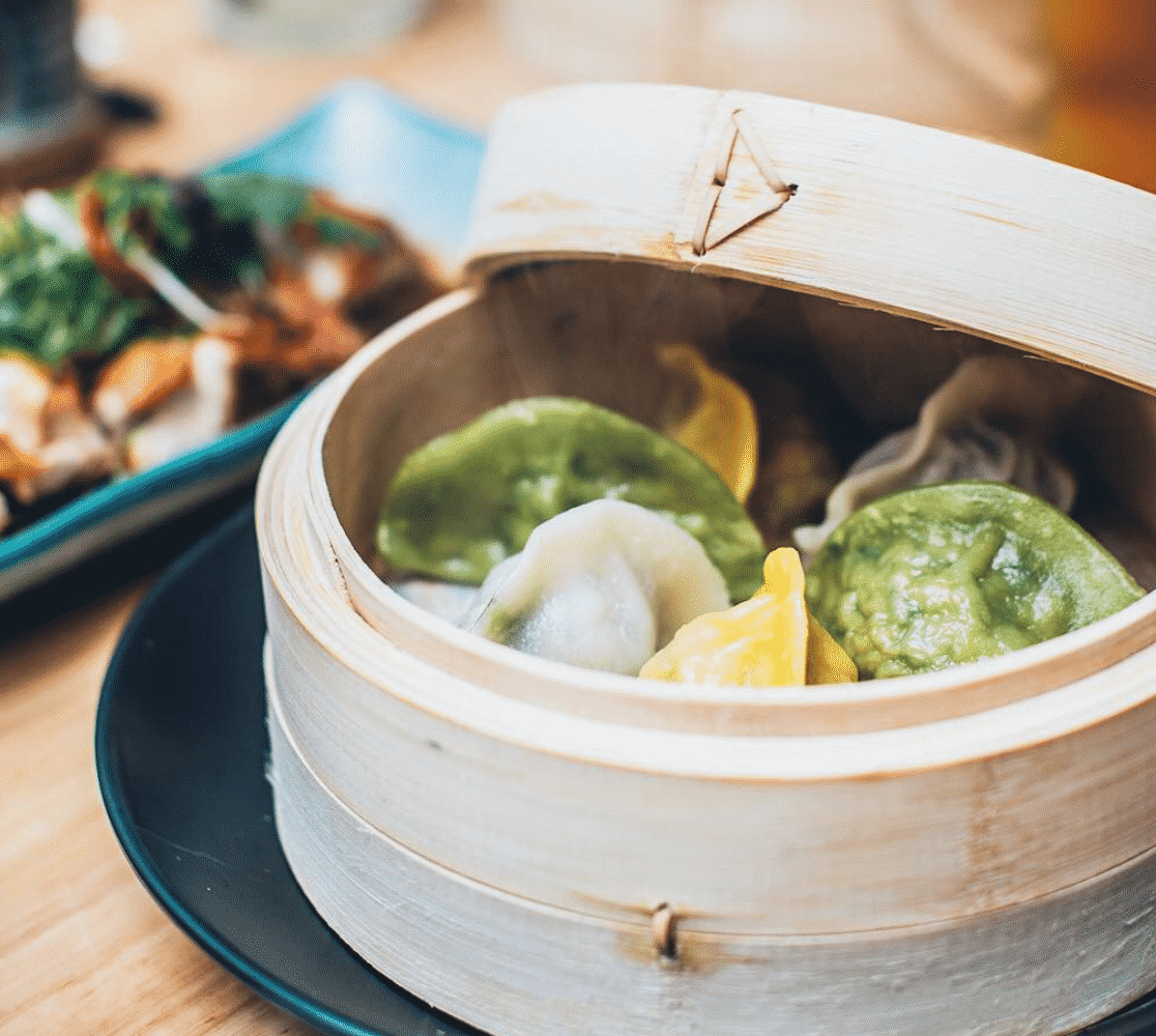 Steamed Dumplings in Perth