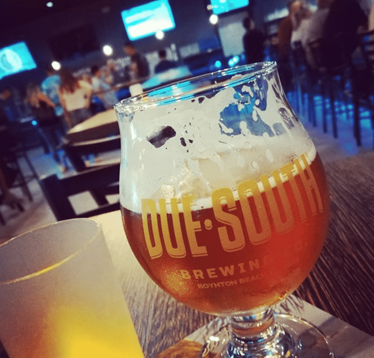 Due South Brewing Co in America