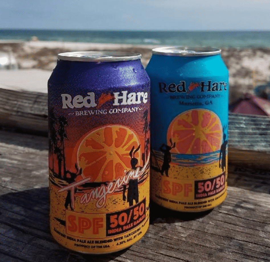 Red Hare Brewing Company in America