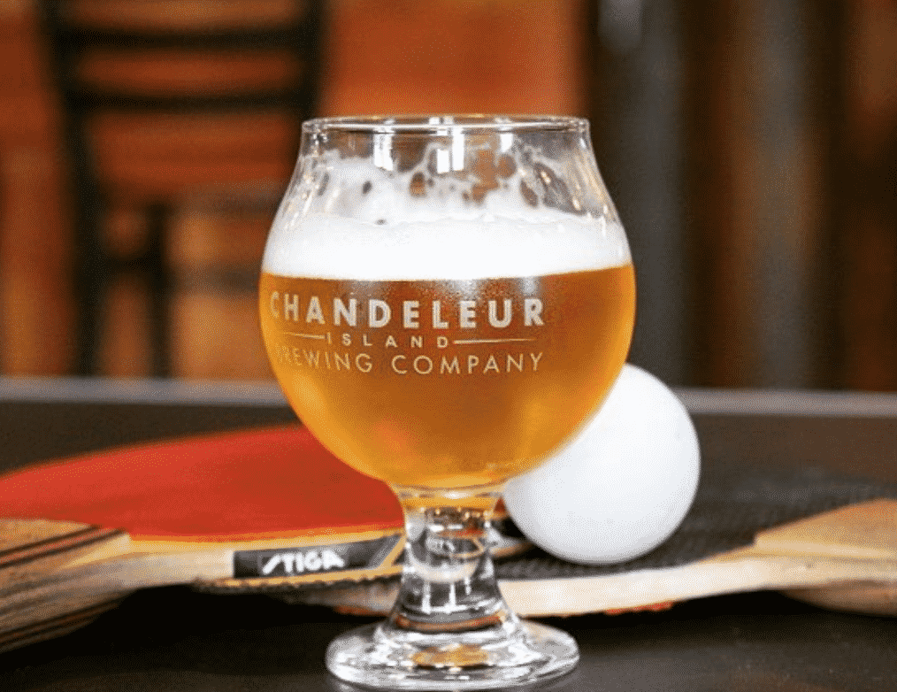 Chandeleur Island Brewing Company - Mississippi