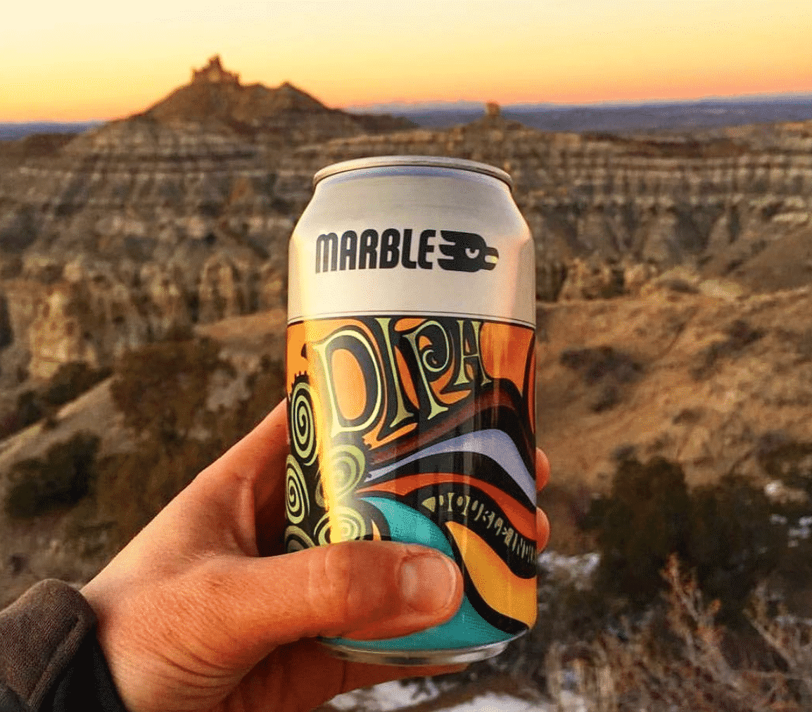 Marble Brewery in America